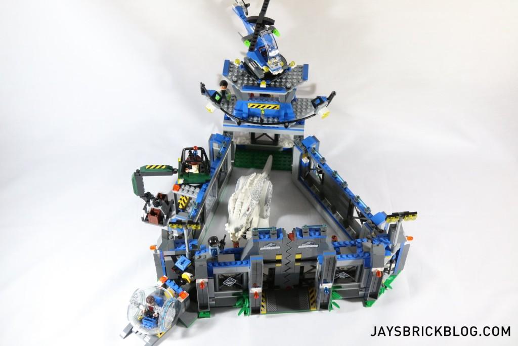 LEGO 75919 Indominus Rex Breakout - Triangle Shape