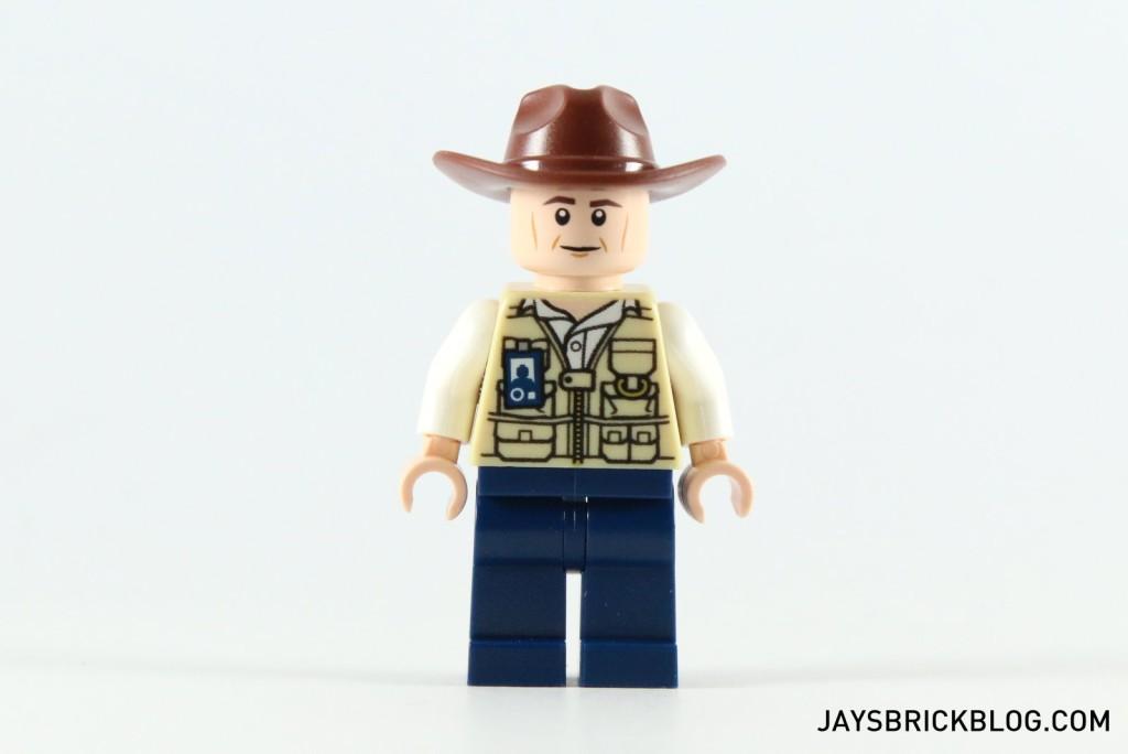 LEGO 75919 Indominus Rex Breakout - Vet Minifigure