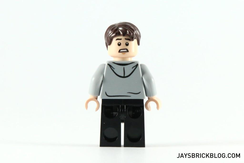 LEGO 75919 Indominus Rex Breakout - Zach Minifig Back