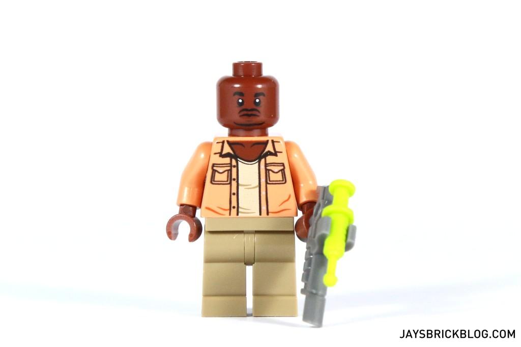 LEGO 75920 Raptor Escape - Barry Minifigure
