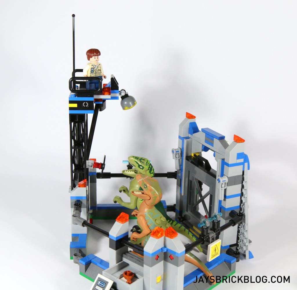 LEGO 75920 Raptor Escape - Observaton Tower