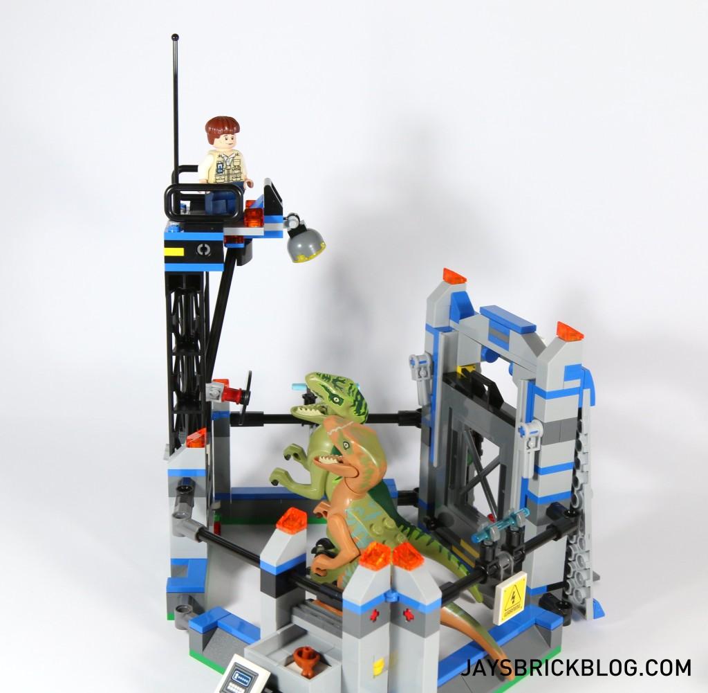 LEGO 75920 Raptor Escape - Observaton Tower