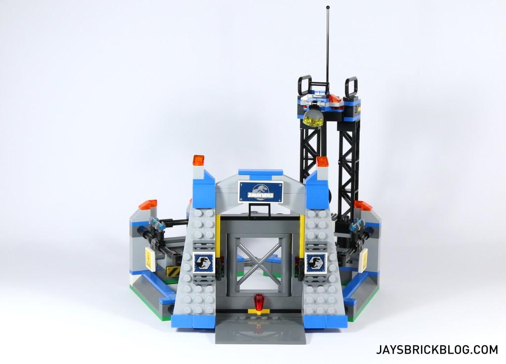 LEGO 75920 Raptor Escape - Velociraptor Enclosure