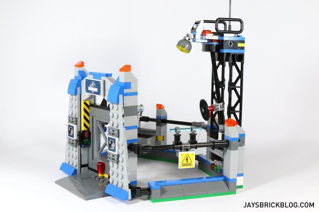 LEGO 75920 Raptor Escape - Velociraptor Pen Alternate View