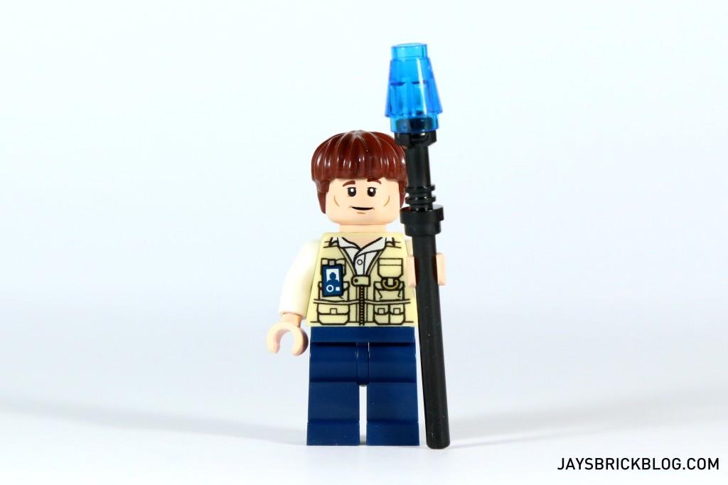 LEGO 75920 Raptor Escape - Vet Minifigure