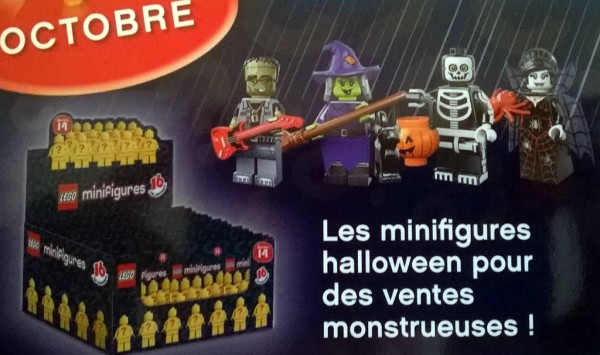 LEGO Series 14 Minifigures First Look