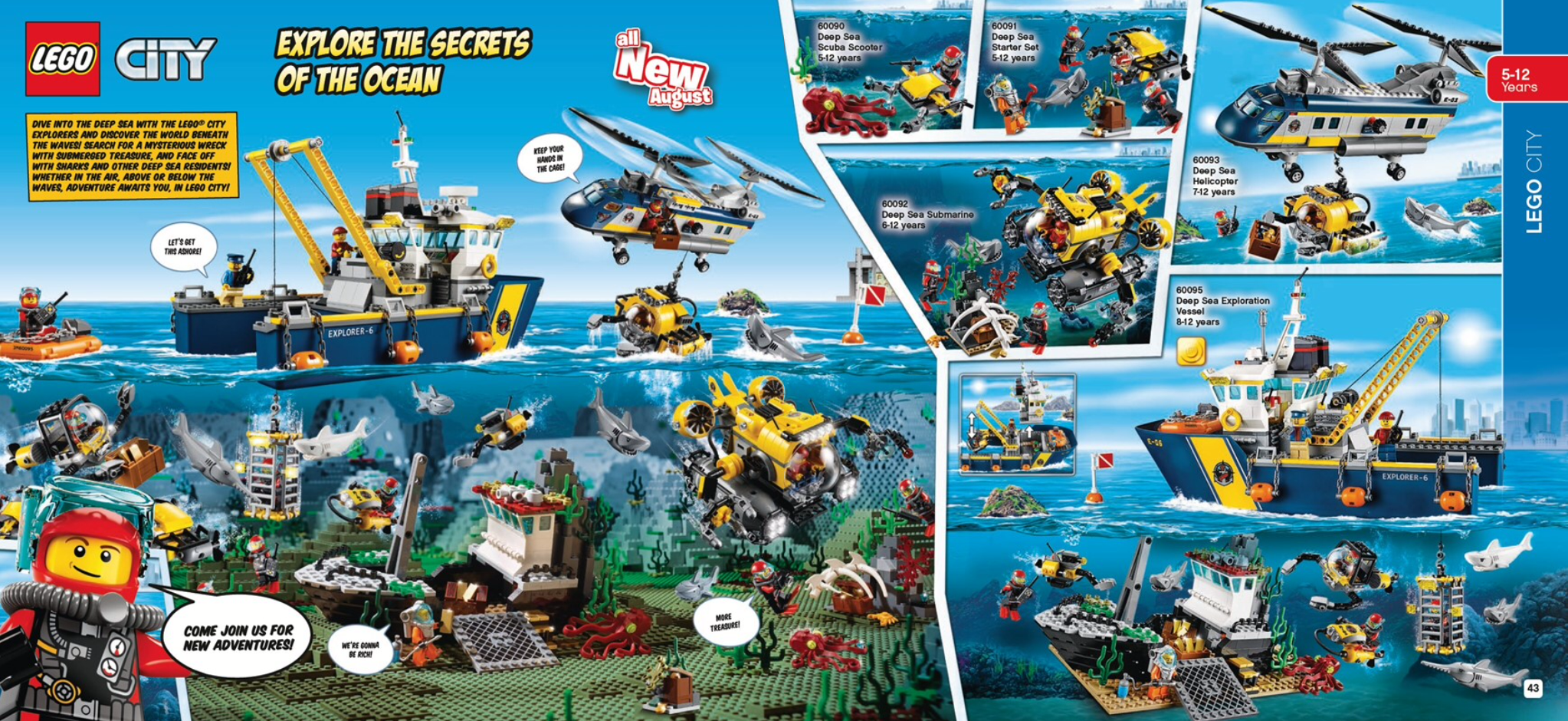 Australian LEGO Release Dates for the rest of the 2015 sets – Jay's Brick Blog