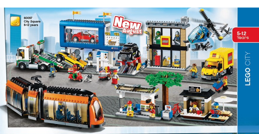 Australian LEGO Release Dates for the rest of the 2015 sets