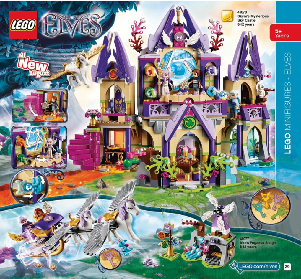 New LEGO Elves 2015