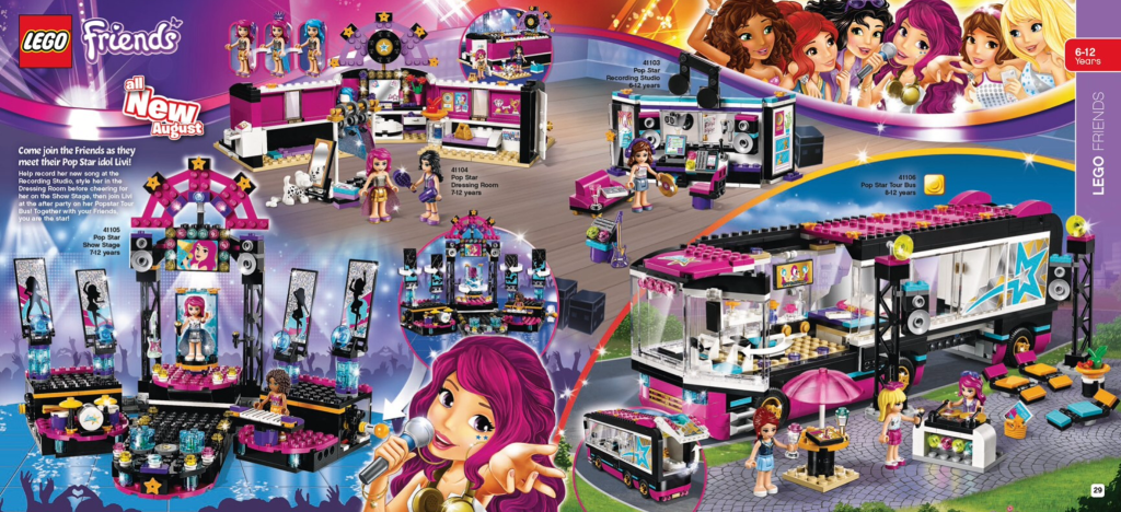 New LEGO Friends 2015