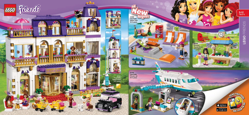 New LEGO Friends 2015 2