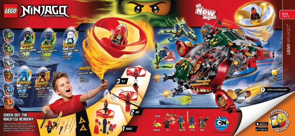 New LEGO Ghost Ninjago 2015