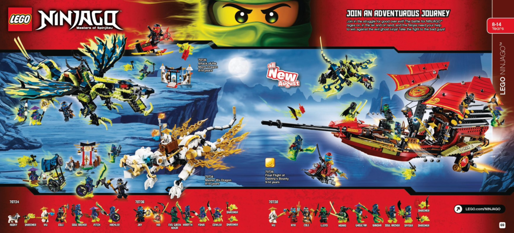 New LEGO Ghost Ninjago 2015 2