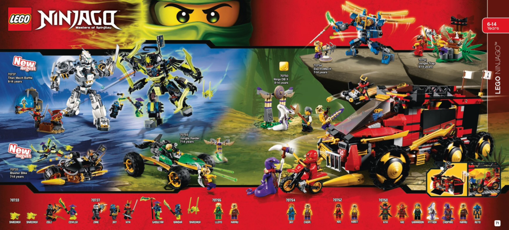 New LEGO Ghost Ninjago 2015 3