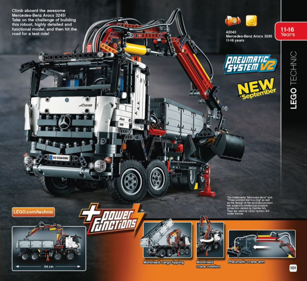 New LEGO Technic 2015 2