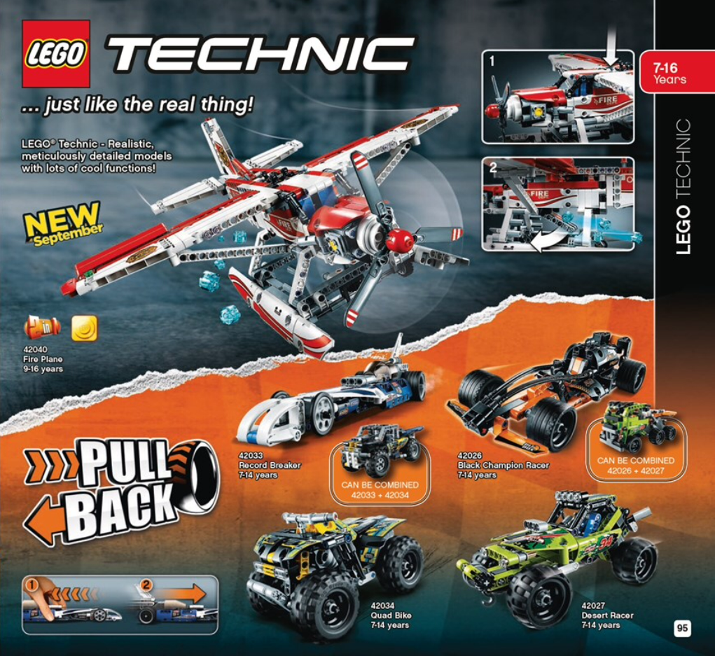 New LEGO Technic 2015