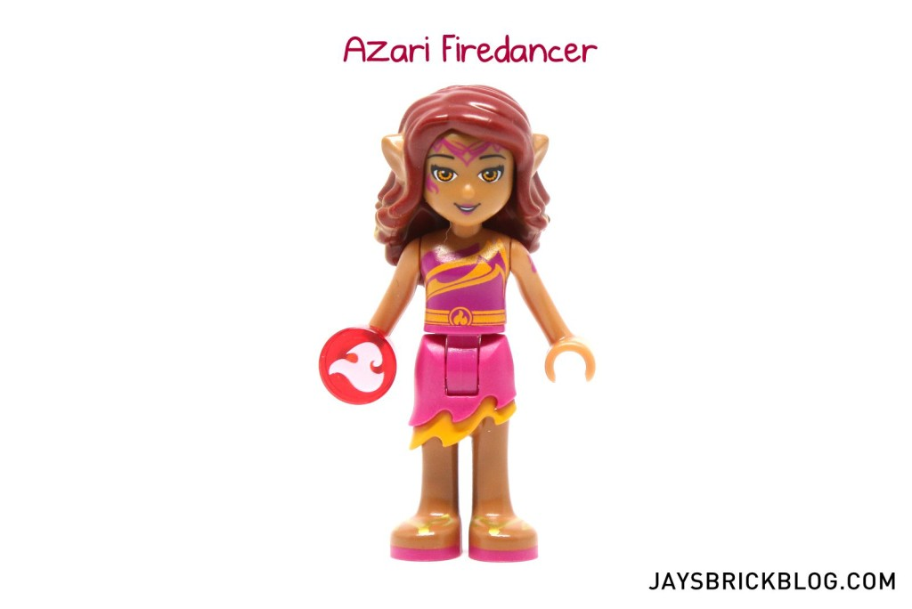 41074 Azari and the Magical Bakery - Azari Firedancer