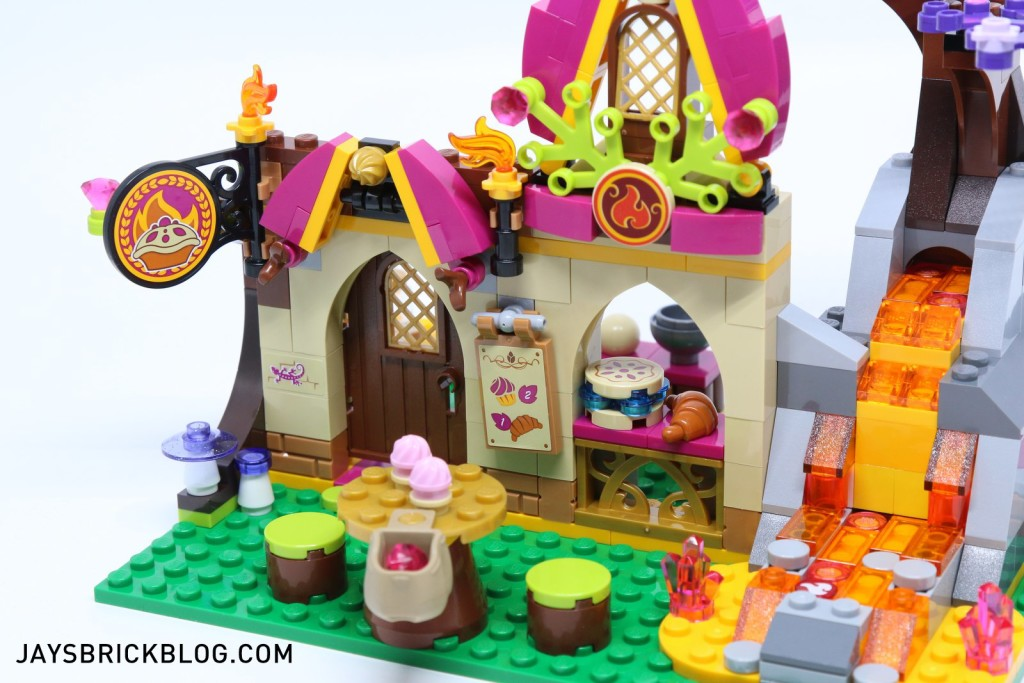 41074 Azari and the Magical Bakery - Bakery Storefront