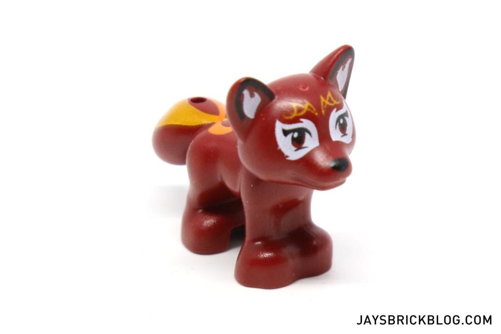 41074 Azari and the Magical Bakery - Flamy the Fox