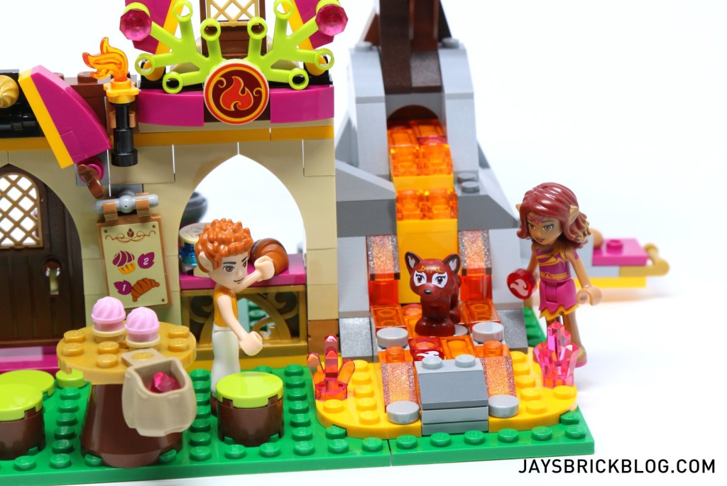 41074 Azari and the Magical Bakery - Lava