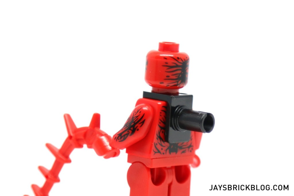 LEGO 76036 Carnage SHIELD Sky Attack - New Neck Accessory