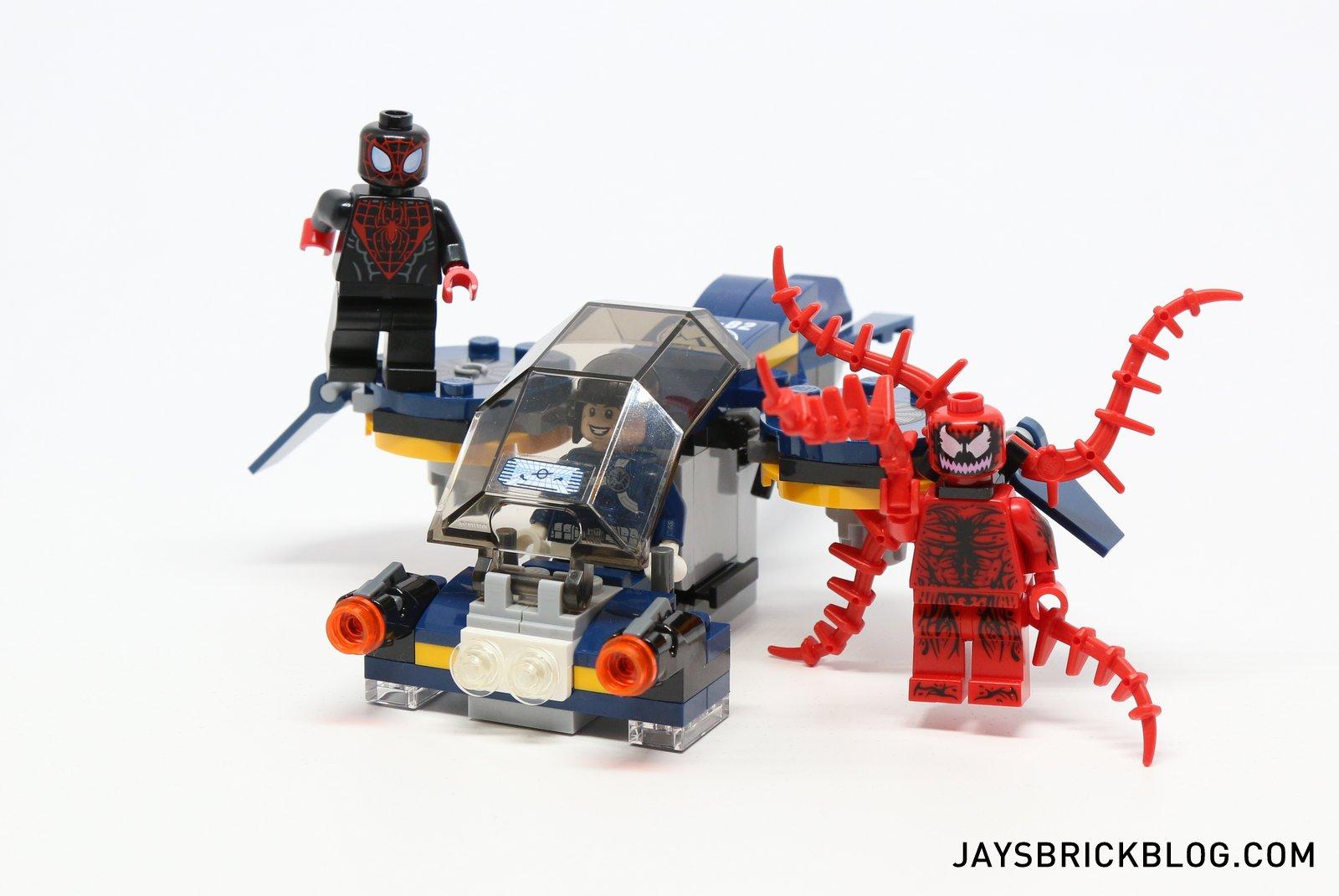Lego 76036 SH Spiderman Carnage Sheild