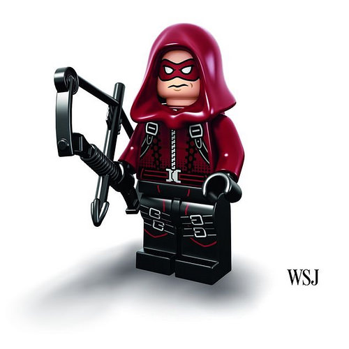 LEGO SDCC 2015 Arsenal Minifigure