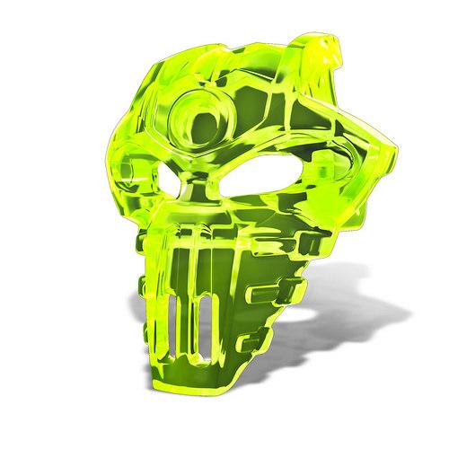 LEGO SDCC 2015 Bionicle Skull Scorpio Mask