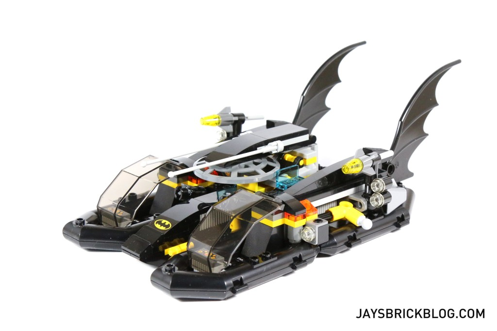 LEGO 76034 The Batboat Harbour Pursuit - Batboat