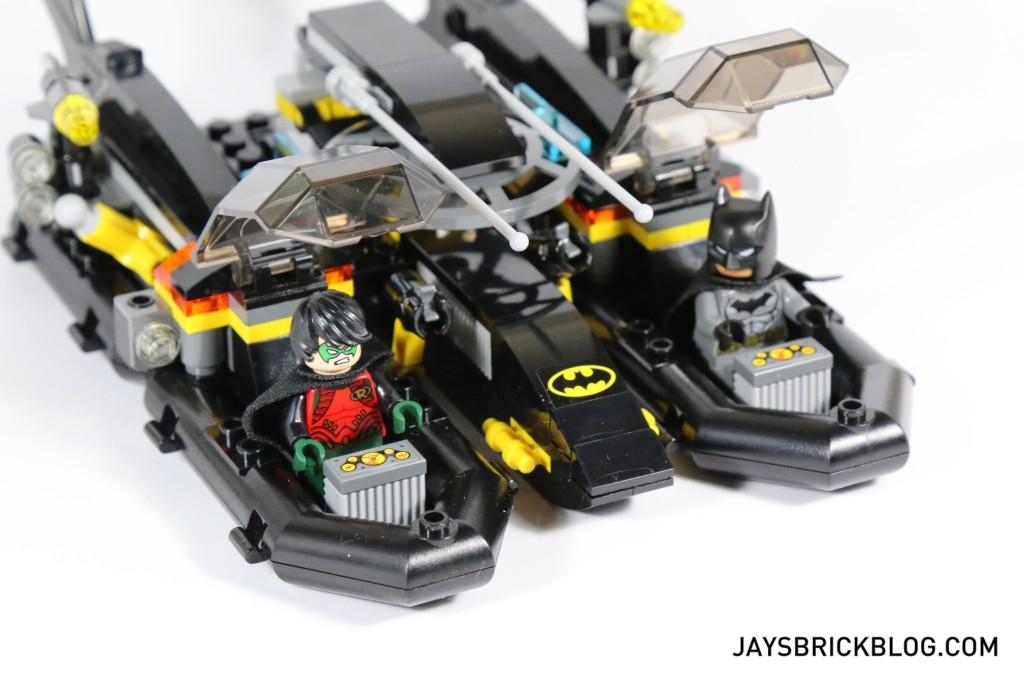 LEGO 76034 The Batboat Harbour Pursuit - Batboat Cockpit