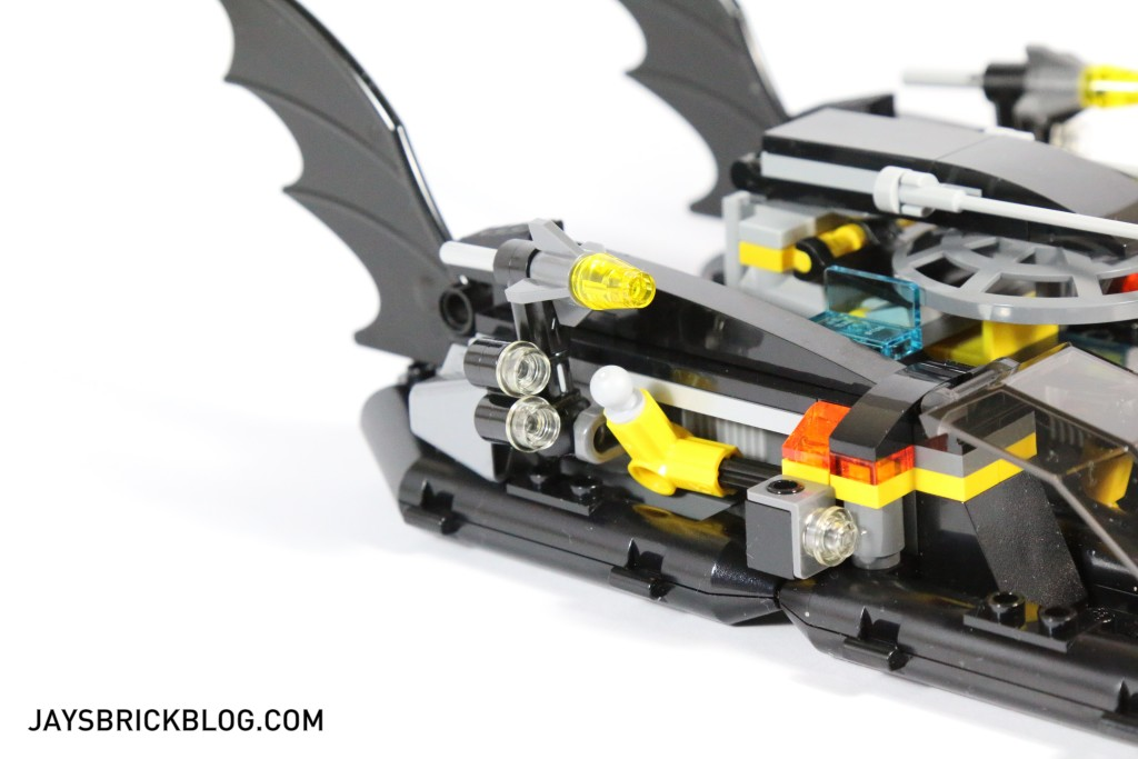 LEGO 76034 The Batboat Harbour Pursuit - Batboat Release Mechanism