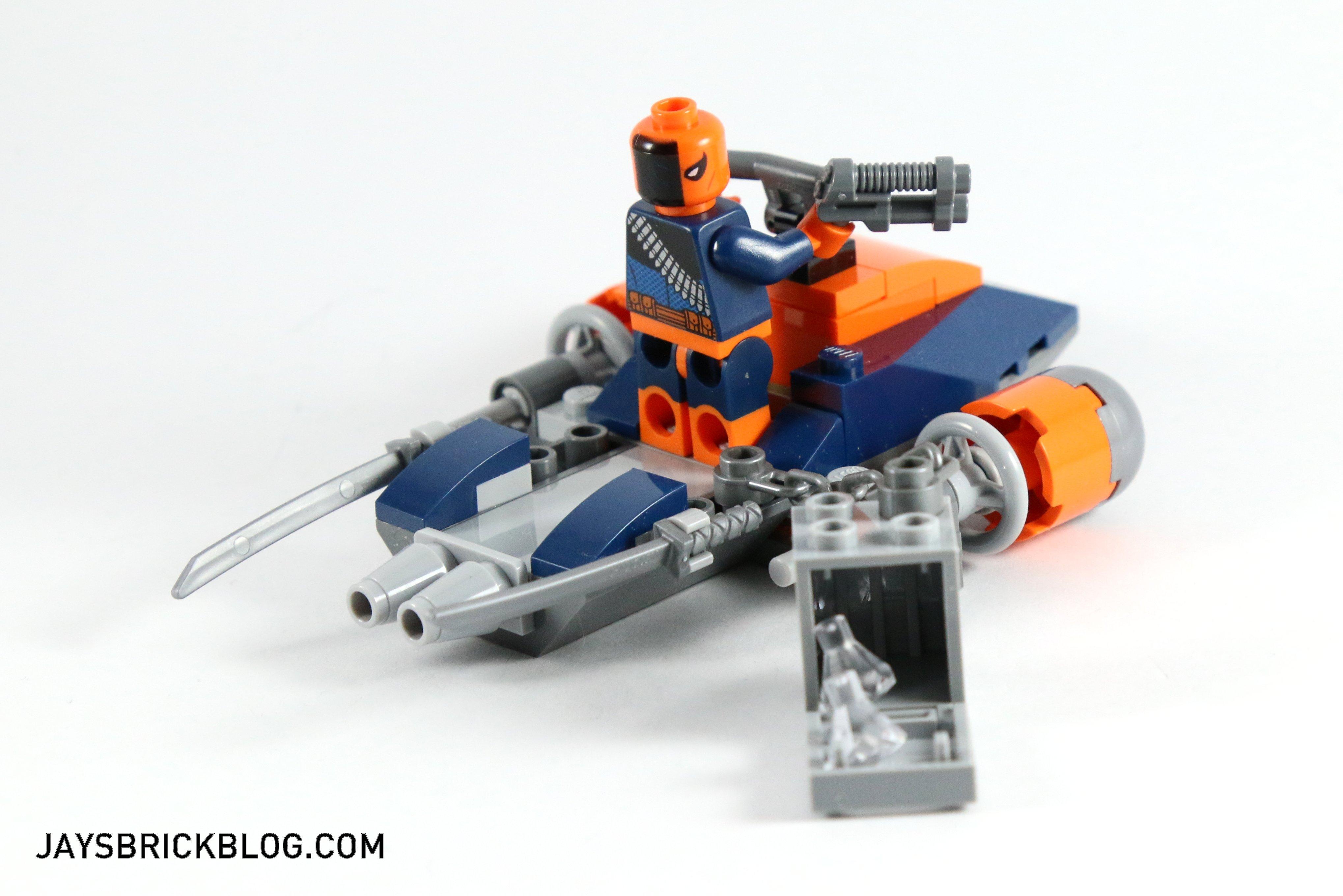 Review: LEGO 76034 The Batboat Harbour Pursuit - Jay's ...