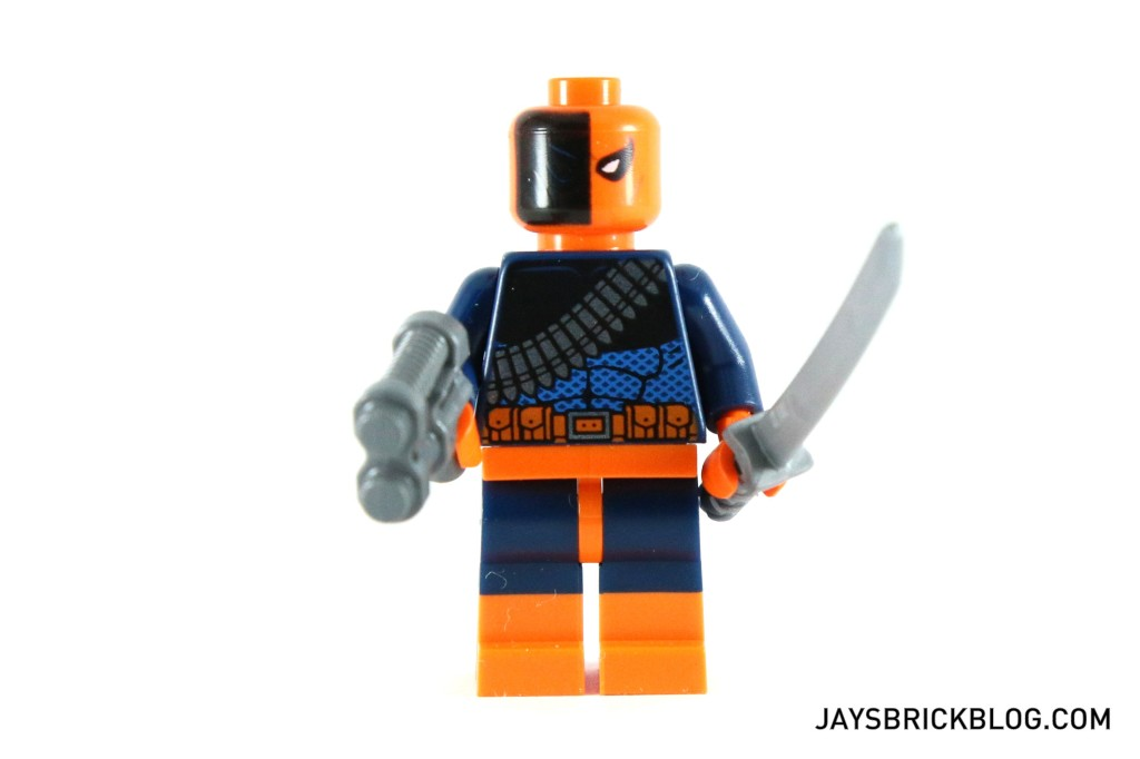 LEGO 76034 The Batboat Harbour Pursuit - Deathstroke Minifigure