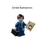 Zombie Businessmen