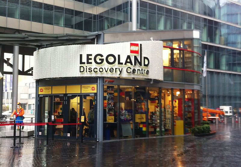 breaking news legoland discovery centre set to open in. Black Bedroom Furniture Sets. Home Design Ideas