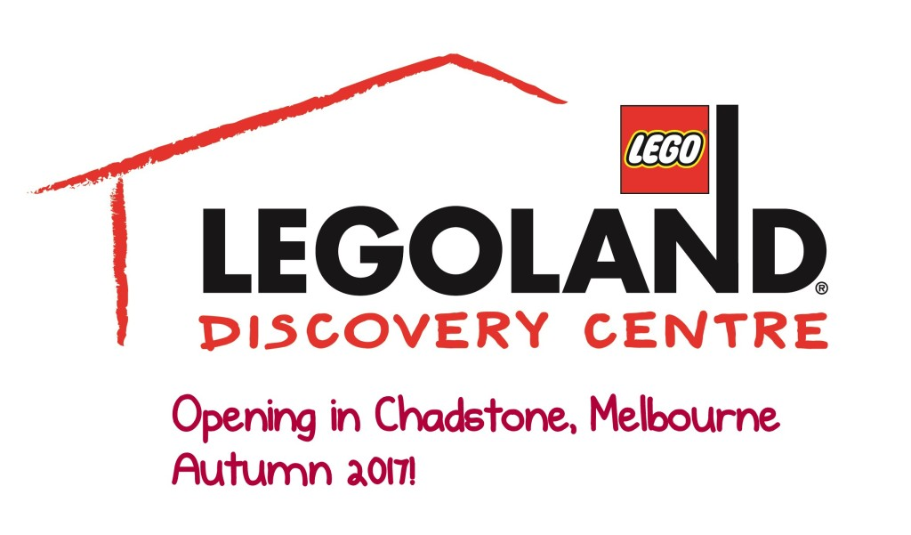 Breaking News: Legoland Discovery Centre set to open in Melbourne in 2017!