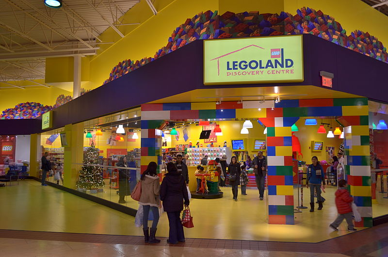 Breaking News Legoland Discovery Centre Set To Open In