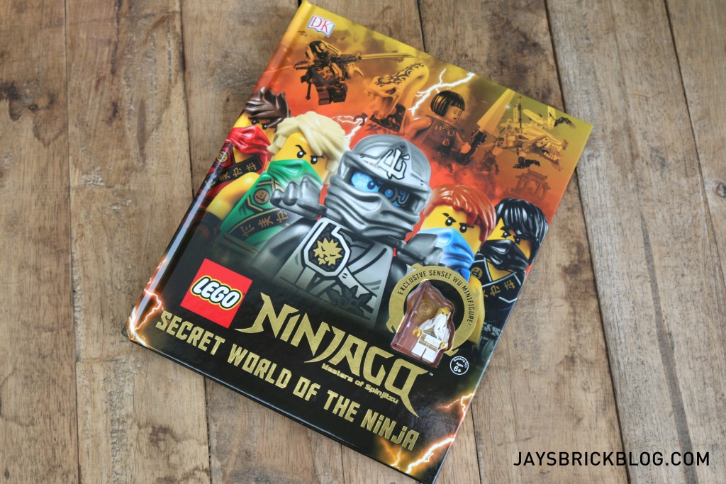 Review: LEGO Ninjago – Secret World of the Ninja