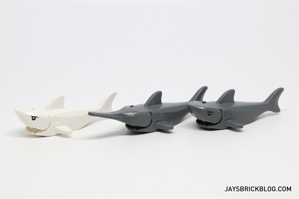 LEGO 60095 Deep Sea Exploration Vessel - Sharks