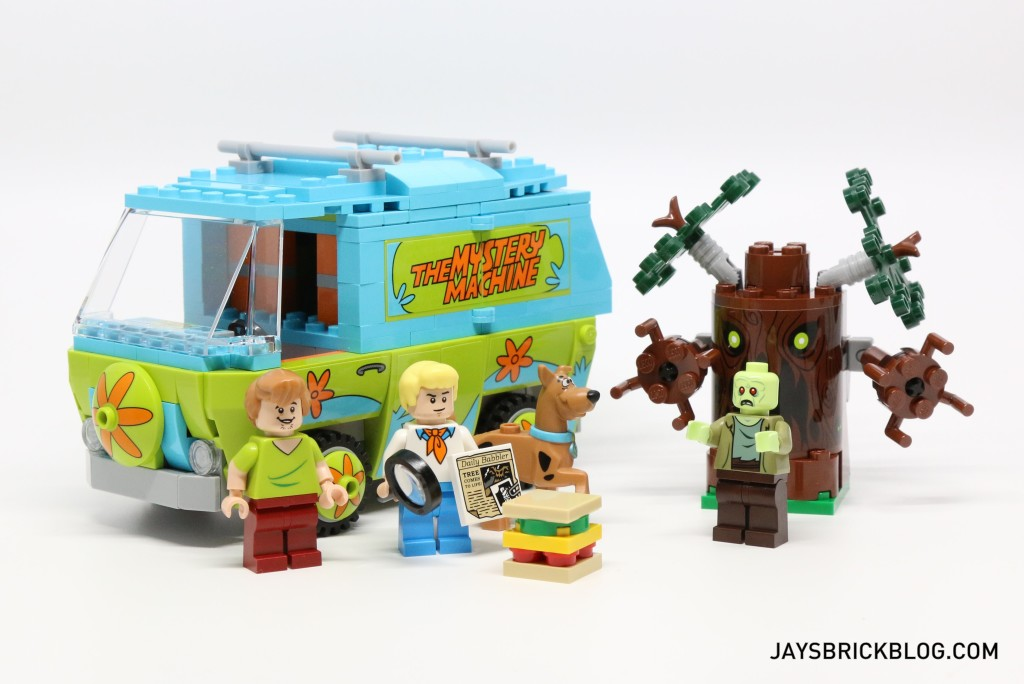 Review: LEGO 75902 The Mystery Machine