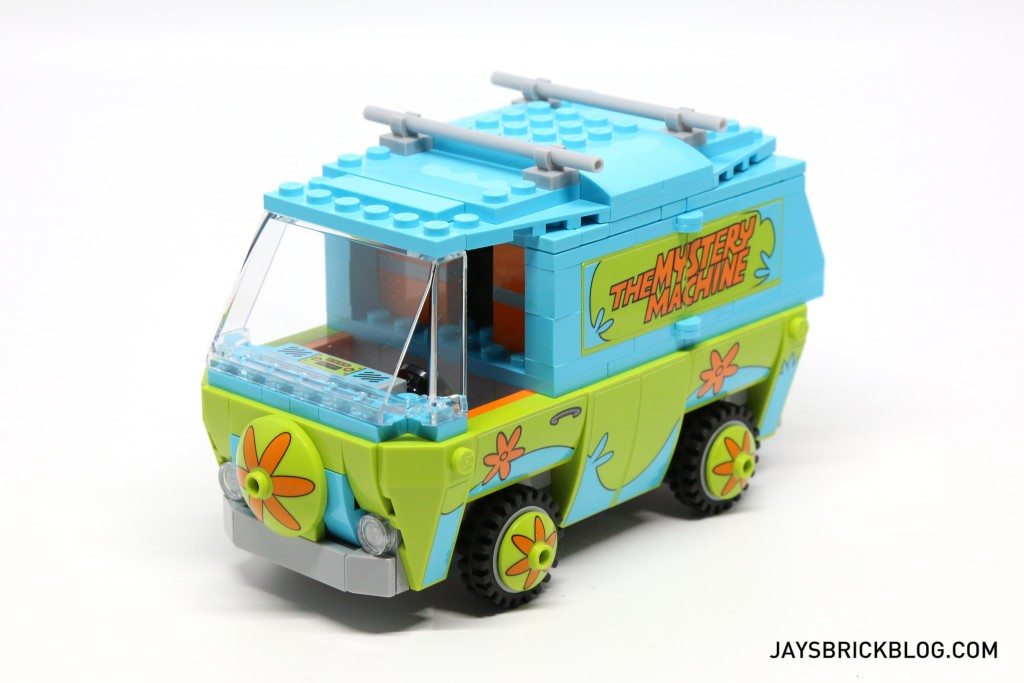 LEGO 75902 The Mystery Machine - Mystery Machine Van