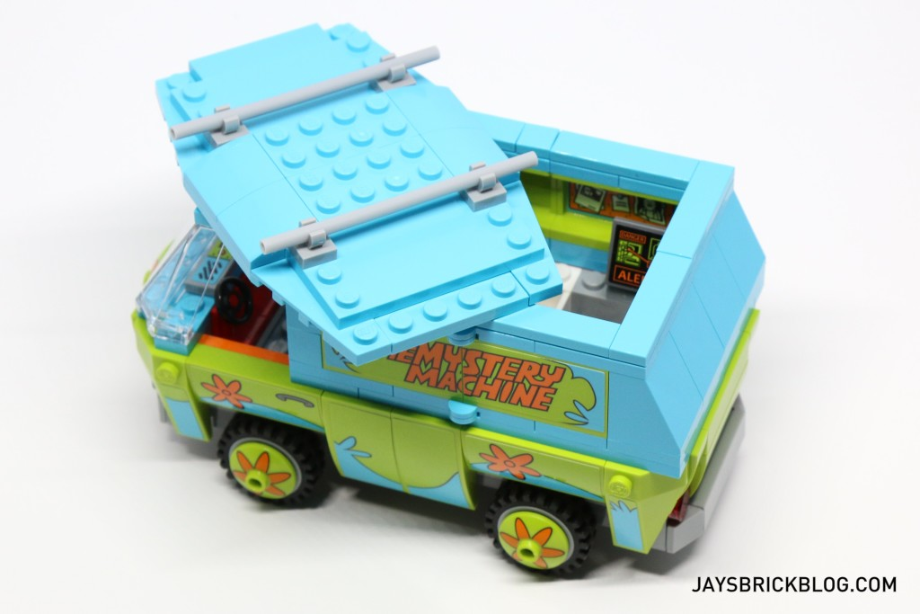 LEGO 75902 The Mystery Machine - Open Top