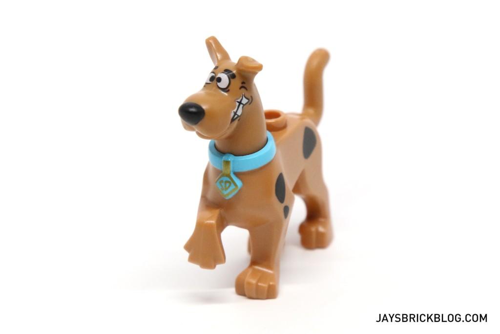 LEGO 75902 The Mystery Machine - Scooby Doo Alternate Angle
