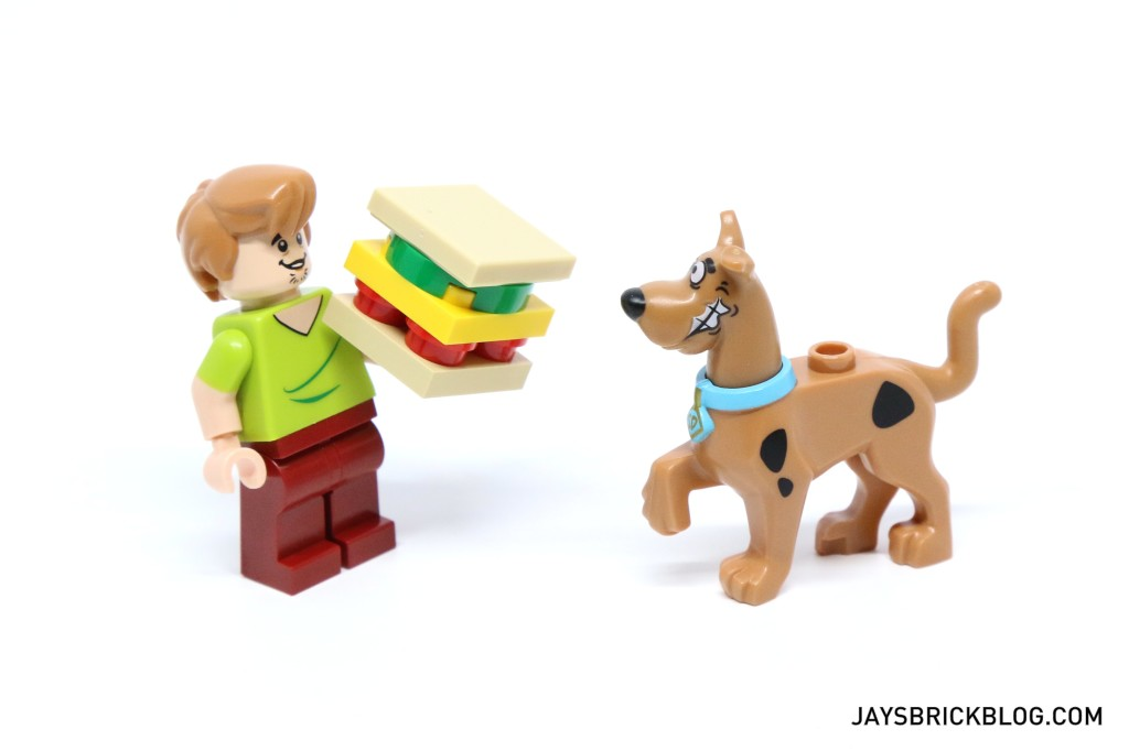 LEGO 75902 The Mystery Machine - Shaggy Scooby Snacks