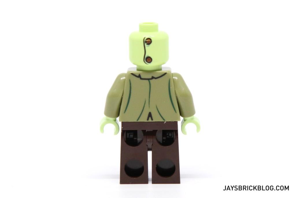 LEGO 75902 The Mystery Machine - Zombie Zeke Minifigure Back