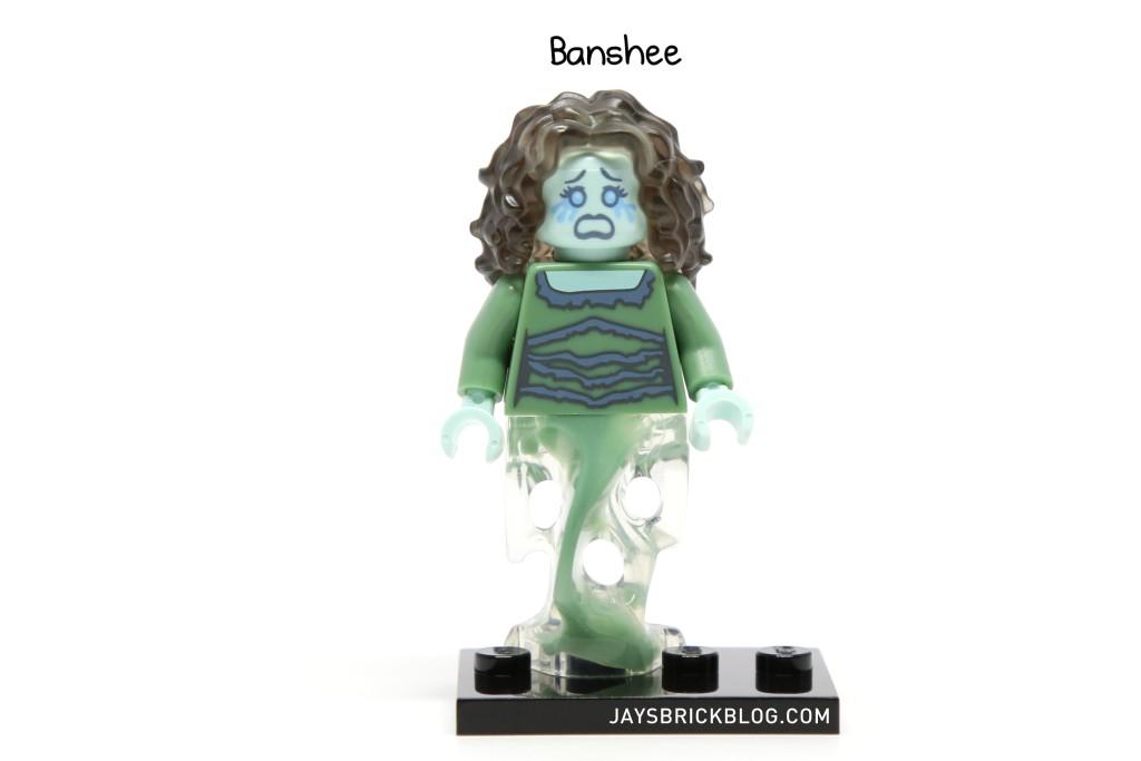 LEGO Minifigures Series 14 - Banshee Minifigure