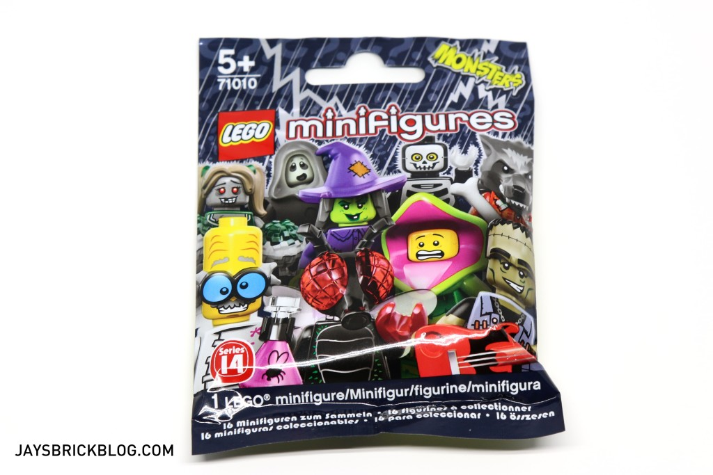 LEGO Minifigures Series 14 Blind Bag