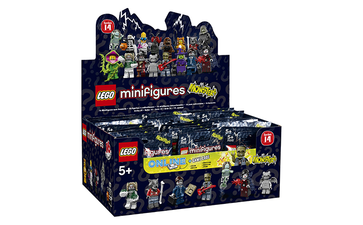 LEGO Minifigures Series 14 - Box