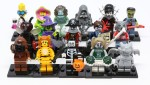 LEGO Minifigures Series 14 Cover Photo