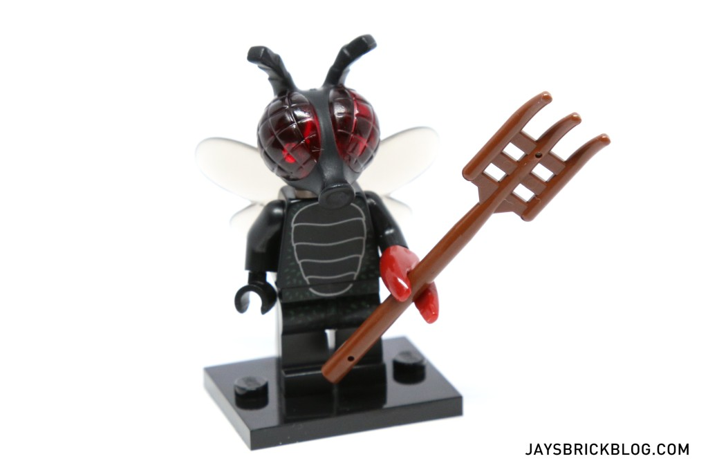 LEGO Minifigures Series 14 - Fly Monster Grip